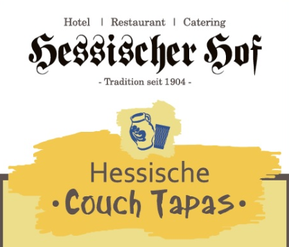 Hessische Couch Tapas